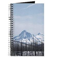 Cascade Mountain Range Oregon Journal