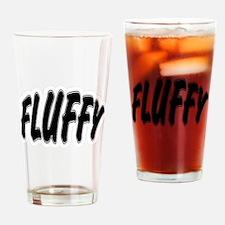 Fluffy Drinking Glass