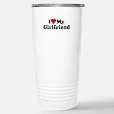 I Heart my Girlfriend Travel Mug