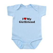 I Heart my Girlfriend Body Suit