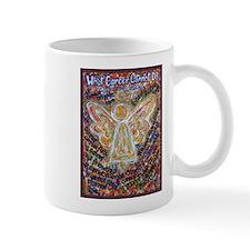 Southwest Cancer Angel Small Mug