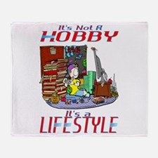 Gaming Is A Lifestyle Throw Blanket