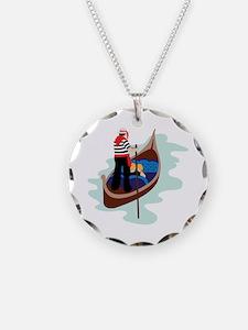 Gondola Venice Necklace