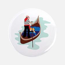 """Gondola Venice 3.5"""" Button"""