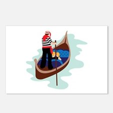 Gondola Venice Postcards (Package of 8)