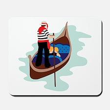 Gondola Venice Mousepad