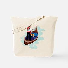 Gondola Venice Tote Bag