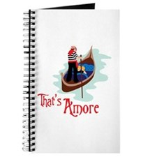Thats Amore Journal