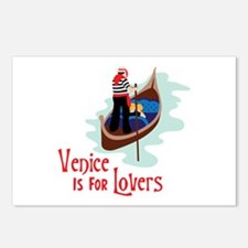 Venice Is For Lovers Postcards (Package of 8)