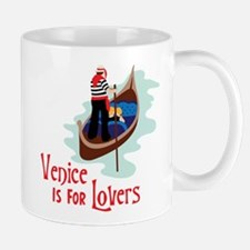 Venice Is For Lovers Mugs