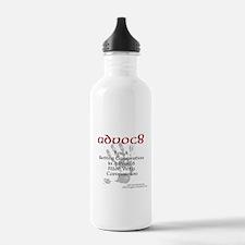 Advoc8 Water Bottle
