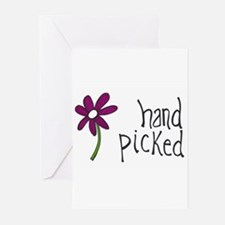 Hand Picked Greeting Cards (Pk of 10)