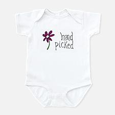 Hand Picked Infant Bodysuit
