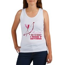 Armed AND EXTREMELY LOVABLE Tank Top