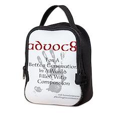Advoc8 Neoprene Lunch Bag