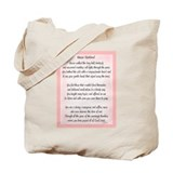 Nurse retirement Canvas Bags