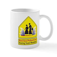 Red Sea Pedestrian Mugs