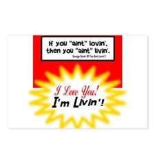 Aint Lovin-George Strait Postcards (Package of 8)