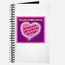 Fall In Love-Kellie Pickler Journal