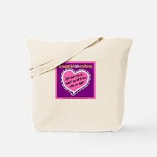 Fall In Love-Kellie Pickler Tote Bag
