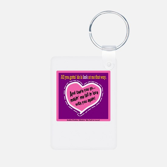 Fall In Love-Kellie Pickler Keychains