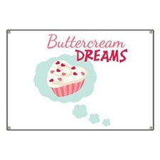 Buttercream DREAMS Banner