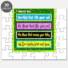 I Wanna Be-Keith Urban/t-shirt Puzzle