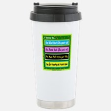 I Wanna Be-Keith Urban/t-shirt Travel Mug