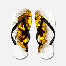 elephant god Flip Flops
