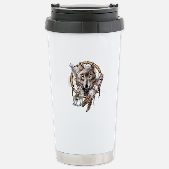 Howlin' Balls Travel Mug