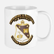DUI - 108th Medical Battalion With Text Mug