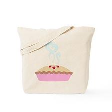 Pie Hearts Tote Bag