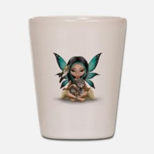 native darling Shot Glass