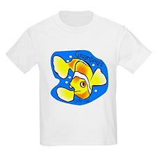 Grandpa's Little Fish T-Shirt