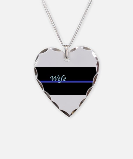 Cute Police wife Necklace