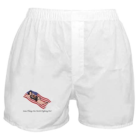 Worth Fighting For Boxer Shorts