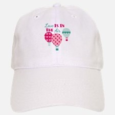 Love IS IN THE Air Baseball Baseball Baseball Cap