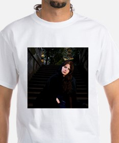 Girl on Stairs Shirt