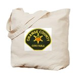 Orange County Constable Tote Bag