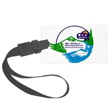 Mt Baker - Snoqualmie NF Luggage Tag