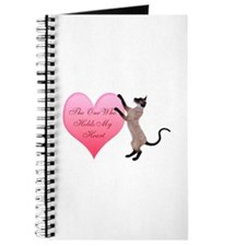 Valentine Cat Journal