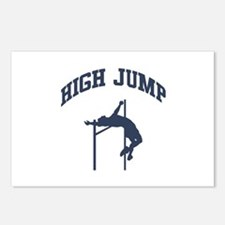 High Jump Postcards (Package of 8)