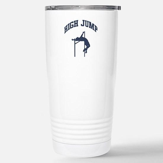 High Jump Stainless Steel Travel Mug
