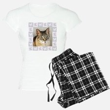 Hannah--Cat Portrait Pajamas