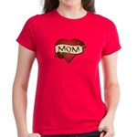 Mom Tattoo Women's Dark T-Shirt