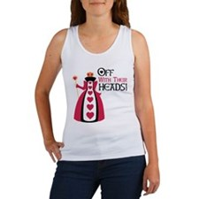 OFF WITH THEIR HEADS! Tank Top
