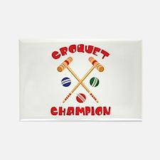 CROQUET CHAMPION Magnets