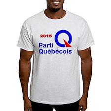 Parti Quebecois 2015 T-Shirt