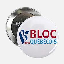 Bloc Quebecois 2015 2.25&Quot; Button