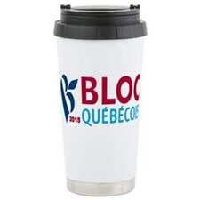 Bloc Québécois 2015 Travel Mug